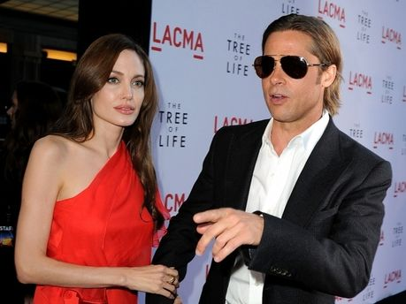 Анджеліна Джолі і Бред Пітт