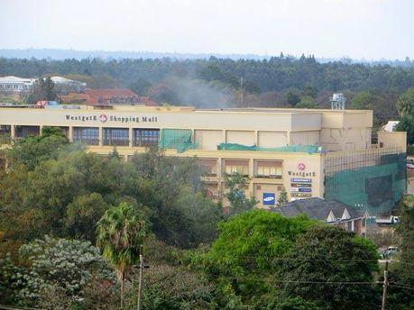 Торговый центр Westgate, на который напали террористы