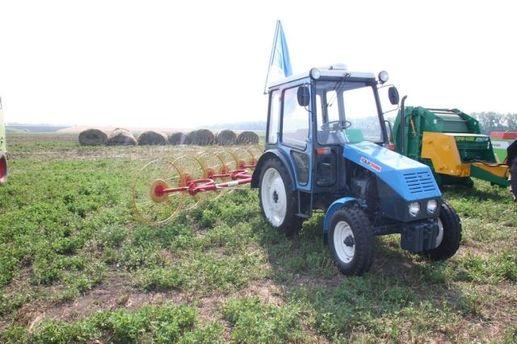 Один из тракторов, которые производит ХТЗ