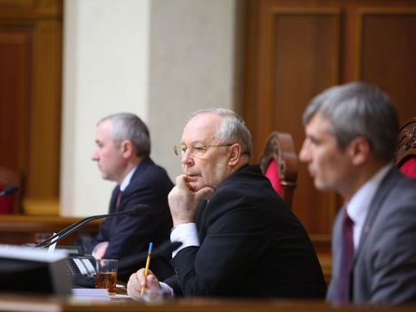 Владимир Рыбак с вице-спикерами
