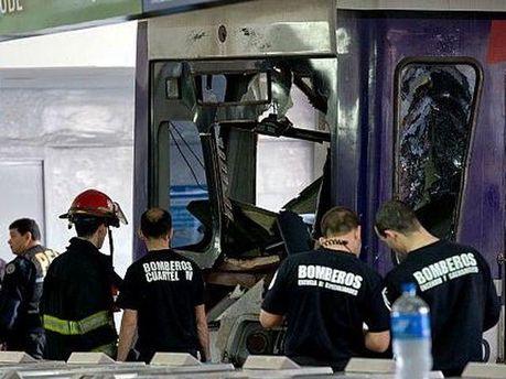 Аварія в Аргентині