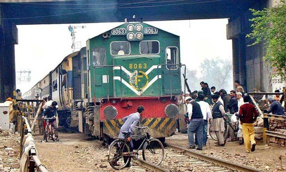 Поезд, в котором произошел взрыв