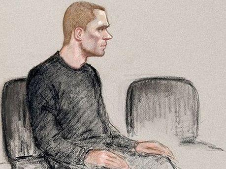 Павло Лапшин на суді