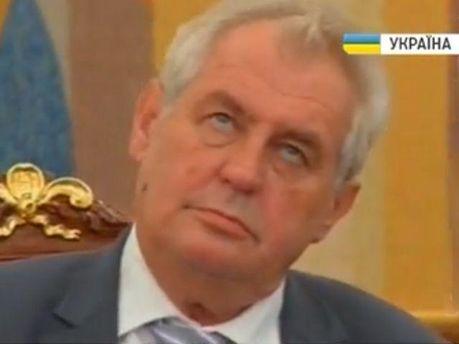 Милош Земан