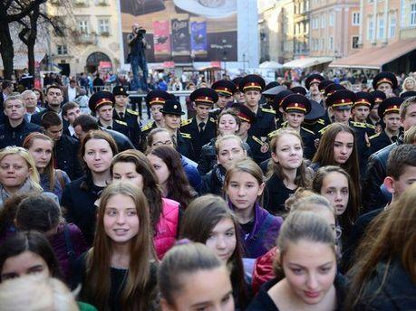 20 хорів у Львові