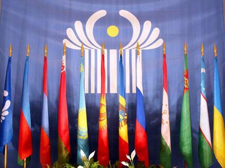 Країни-члени СНД