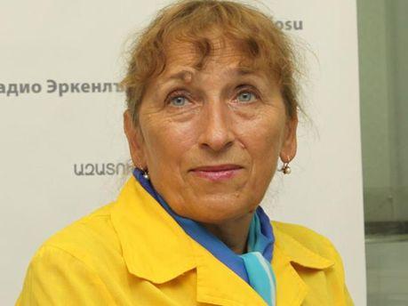 Ірина Бекешкін