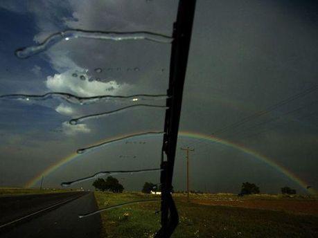 Непогода в Карпатах