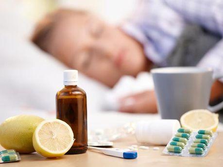 178 тисяч захворіли на грип