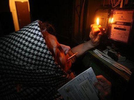 80 тисяч росіян залишилися без світла