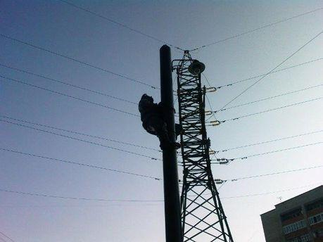 Пам'ятник електрику