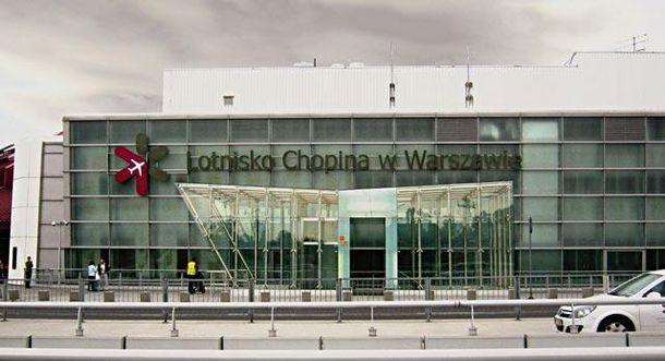 Аеропорт Шопена у Варшаві