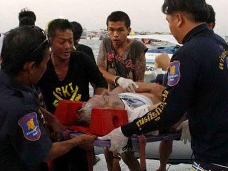 Рятувальна операція у Таїланді