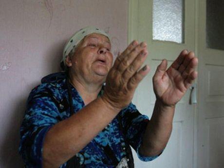 Мама Ірини Крашкової