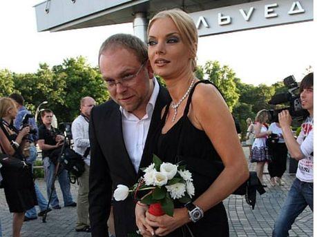 Наталія Окунська та Сергій Власенко