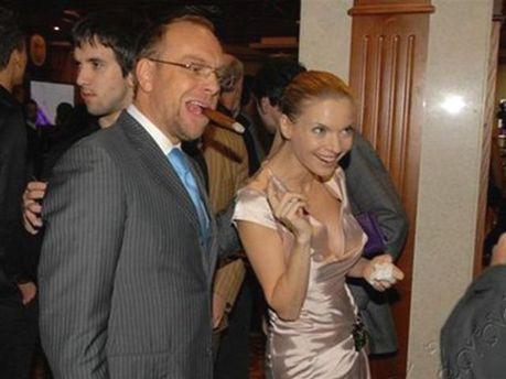 Власенко з екс-дружиною
