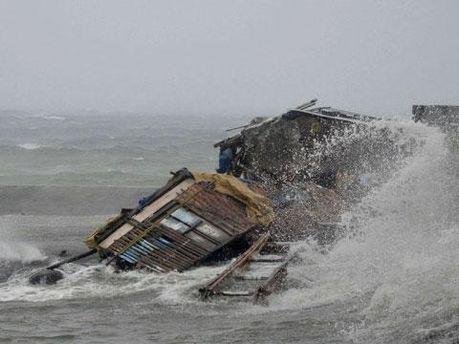 Тайфун Хайян у Філіппінах