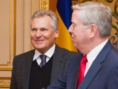 Коксу и Квасьневскому пообещали выпустить Тимошенко в следующий вторник, - СМИ