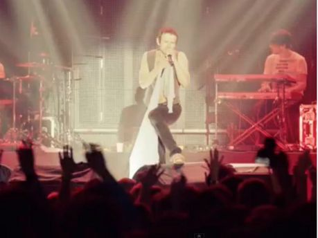 Фото из клипа