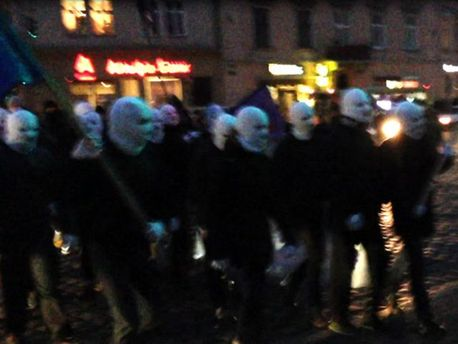 Марш у Львові