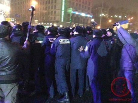 Киев, Евромайдан