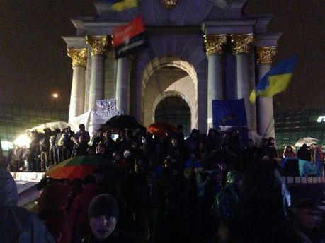 Євромайдан у Києві