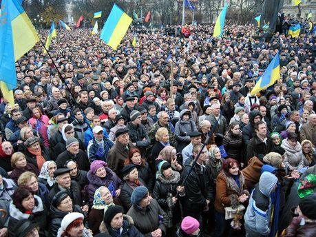 Львівський Євромайдан