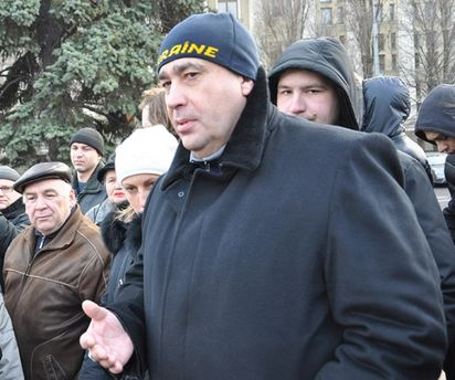 Игорь Славгородский