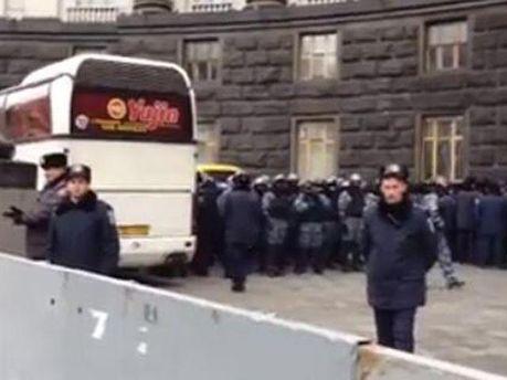 Міліція буля Кабміну