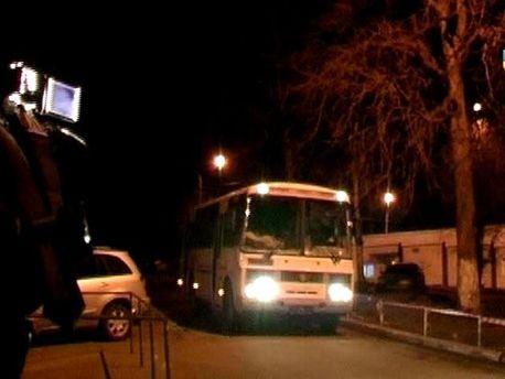 Автобусы с