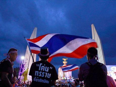 Революция в Таиланде