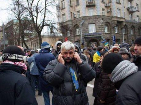 Среди подозреваемых в провокациях на Банковой нет Корчинского