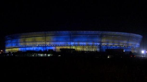 Міський стадіон у Вроцлаві