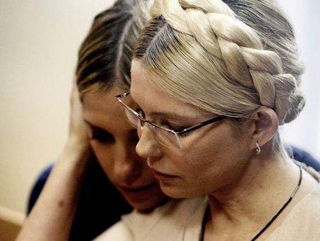 Евромайдан призвал Тимошенко прекратить голодовку