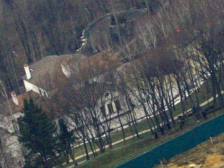 Резиденція Януковича у Межигір'ї