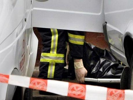 Потяг протаранив вантажівку, загинув очевидець