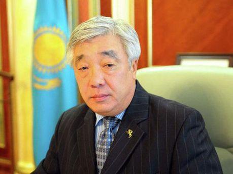 Ерлан Ідрісов