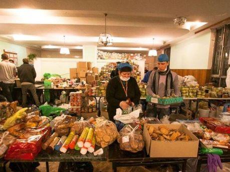 Пища для евромайдановцев