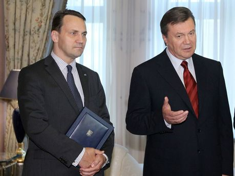 Сікорський і Янукович