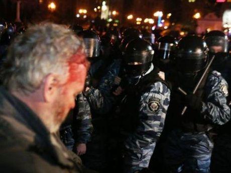 Постраждалий на Майдані