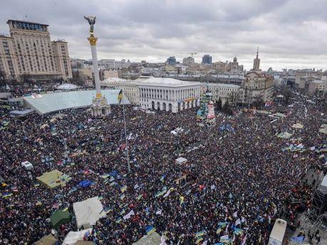 Євромайдан в Києві