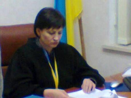Наталія Волокітіна