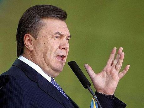 Янукович начал встречу с помощником госсекретаря США