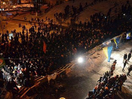 Майдан 11 грудня