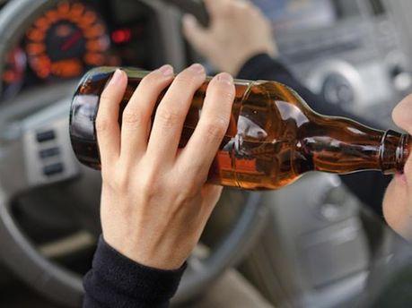 Відповідальність п'яних водій посилюється