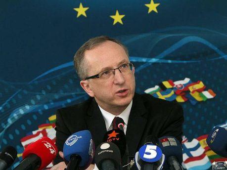 Посол Євросоюзу в Україні Ян Томбінський