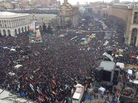 Народне віче у Києві