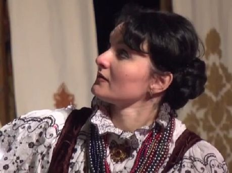 Актриса черкасского театра