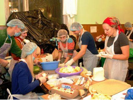 Кухня Евромайдана