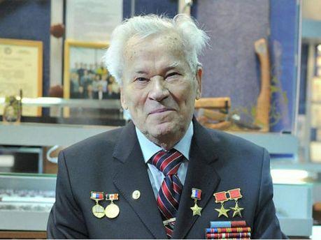 Михайло Калашников